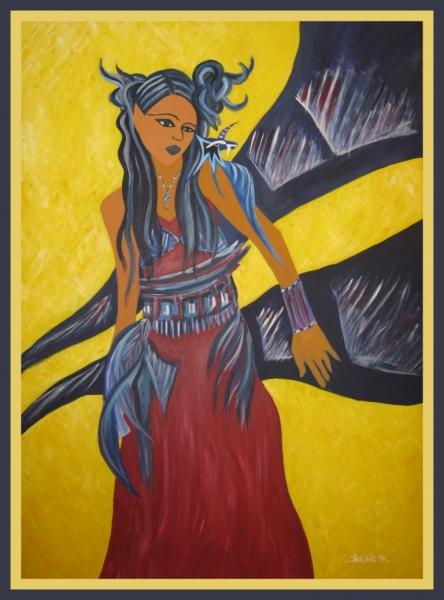 74. Sacagawea