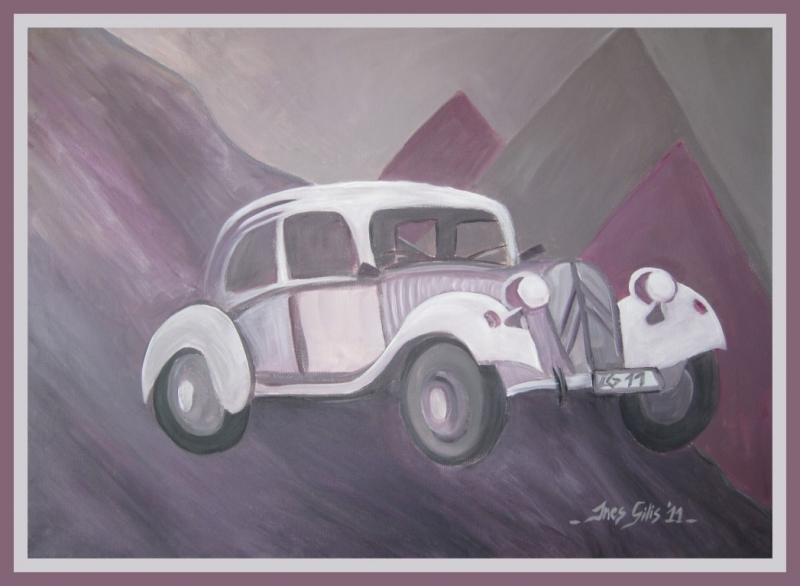 77. Oldtimer Citroën